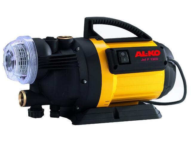 Pompa wodna elektryczna JET F 1300 z filtrem w zestawie AL-KO