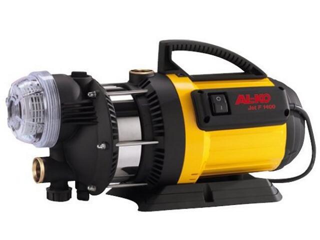 Pompa wodna elektryczna JET F 1400 INOX z filtrem w zestawie AL-KO
