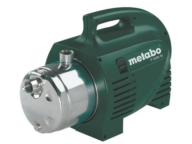 Pompa wodna elektryczna ogrodowa P 5500 M Metabo