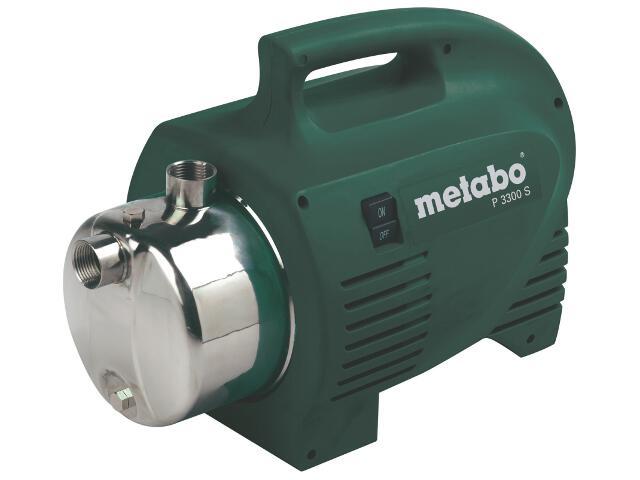 Pompa wodna elektryczna ogrodowa P 3300 S Metabo