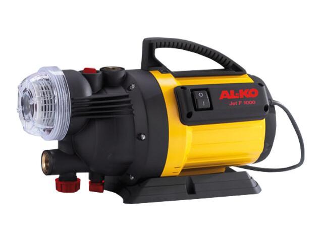 Pompa wodna elektryczna JET F 1000 z filtrem w zestawie AL-KO