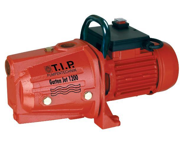 Pompa wodna elektryczna 1200W Garden Jet 1200 T.I.P. Pumpen