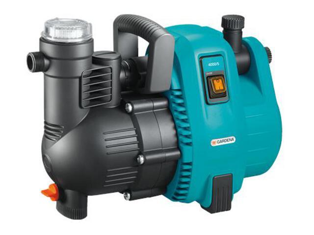 Pompa wodna elektryczna 1100W ogrodowa Comfort 4000/5 Gardena