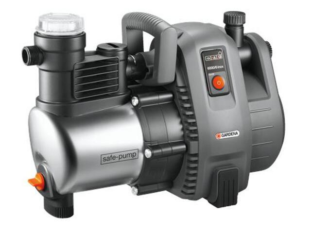 Pompa wodna elektryczna 1300W ogrodowa Premium 6000/6 Gardena