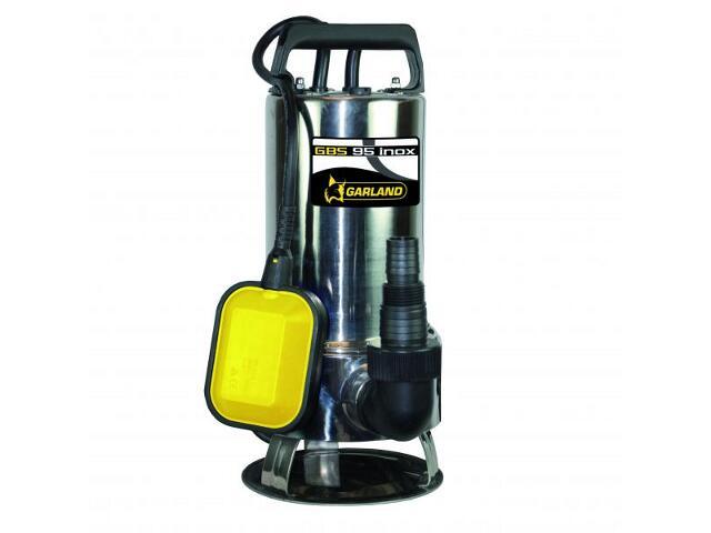 Pompa wodna elektryczna 1100W GARLAND GBS 95 INOX Krysiak