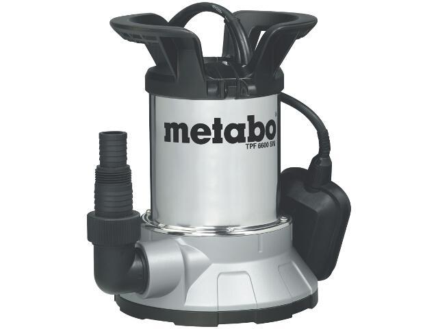 Pompa wodna elektryczna TPF 6600 SN Metabo