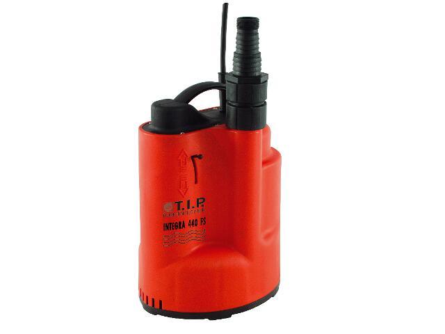 Pompa wodna elektryczna odwadniająca do czystej wody Integra 8000 300W T.I.P. Pumpen