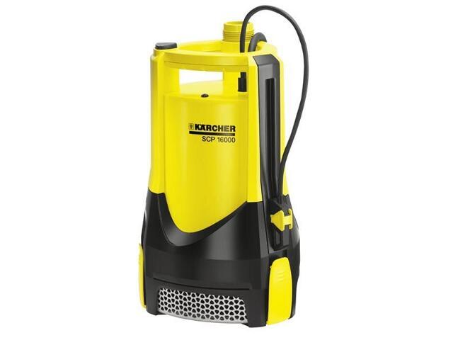 Pompa wodna elektryczna SCP 16000 Level Sensor Karcher