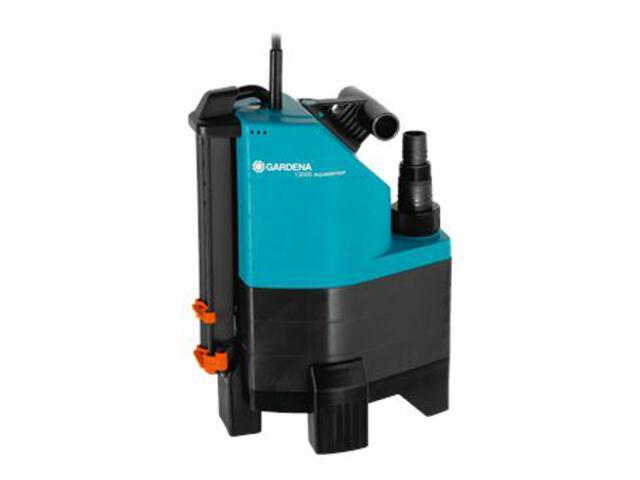 Pompa wodna elektryczna 680W Comfort 13000 aquasensor Gardena