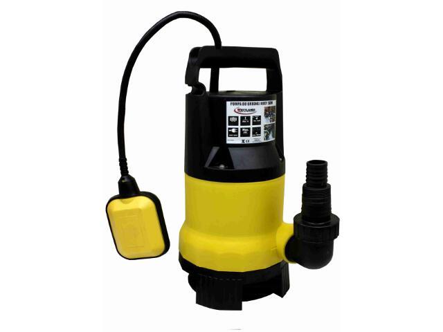 Pompa wodna elektryczna odwadniająca do brudnej wody SDW 400 400W Westlands