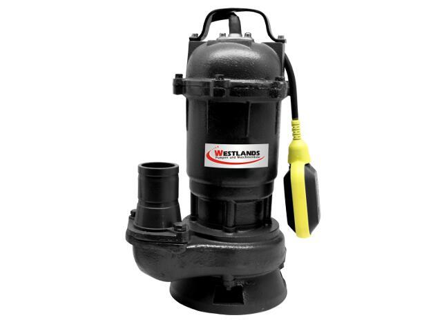 Pompa wodna elektryczna do nieczystości P 550 S Max 550W Westlands