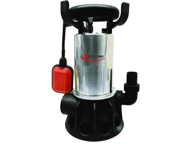 Pompa wodna elektryczna odwadniająca do brudnej wody EP 18000 1100W Westlands
