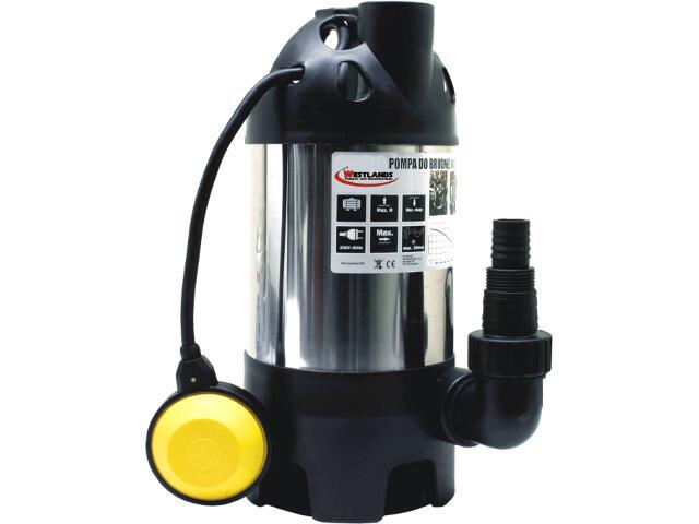 Pompa wodna elektryczna odwadniająca do brudnej wody SP630 630W Westlands