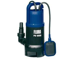 Pompa wodna elektryczna do wody brudnej PB 1000 Flora