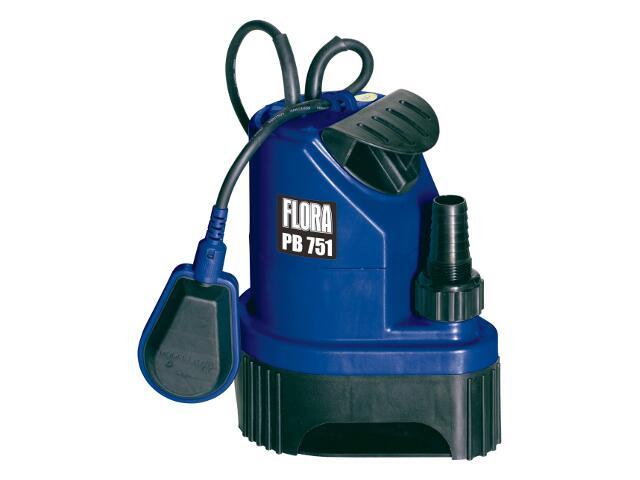 Pompa wodna elektryczna 750W do wody brudnej PB 751 Flora