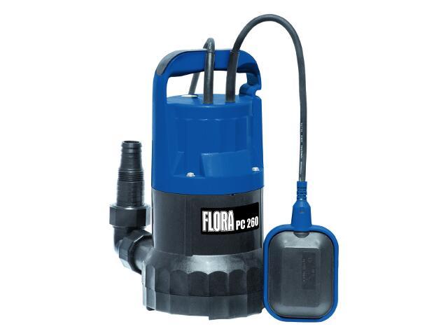 Pompa wodna elektryczna 260W do wody czystej PC 260 Flora
