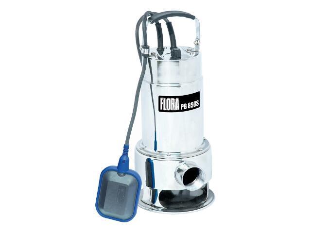 Pompa wodna elektryczna 850W do wody brudnej PB 850S Flora
