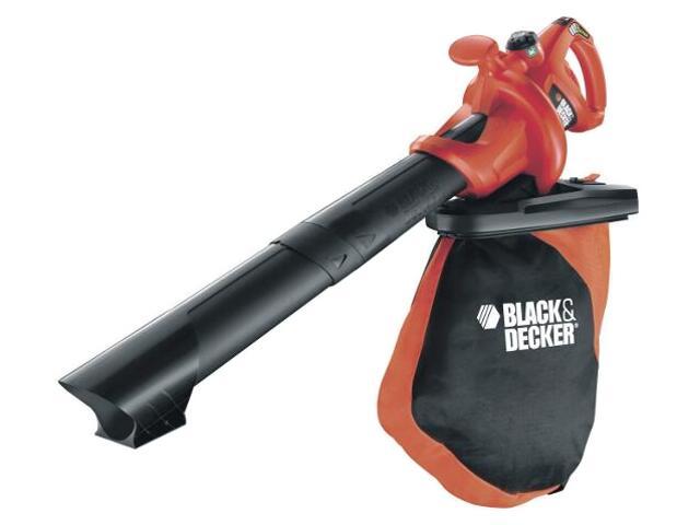 Dmuchawo-odkurzacz elektryczny GW2610V 2600W Black&Decker