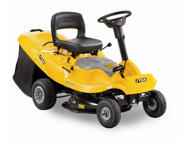 Traktorek 3,09kW Garden Compact E Stiga