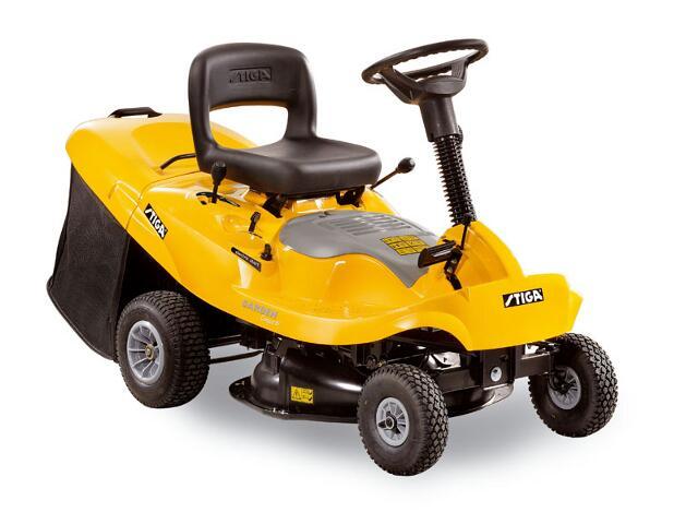 Traktorek 3,06kW Garden Compact EV 8 Stiga