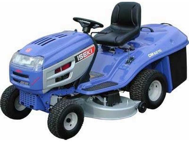 Traktorek ISEKI 10,66kW CM 6215 Krysiak