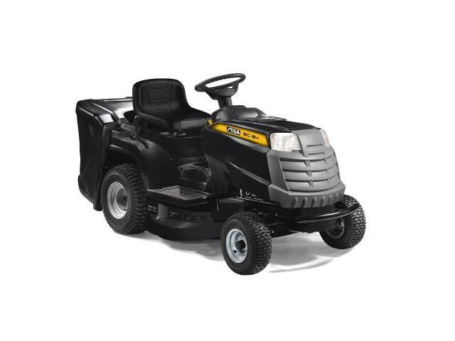 Traktorek 9,4kW Estate Black Master SC 84 Stiga