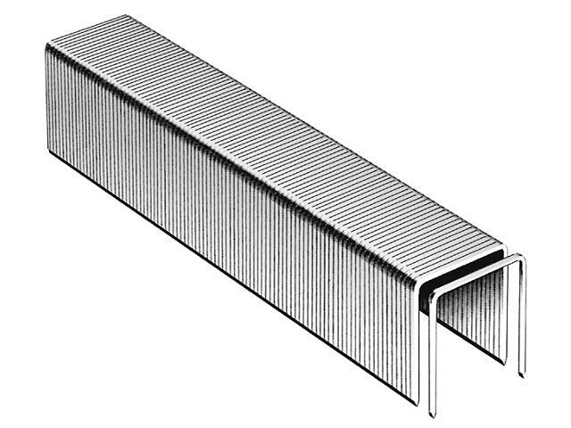 Zszywki 53/10x5000szt. super hard NV042-0518 Novus