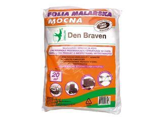 Folia malarska mocna 4mx5m Den Braven