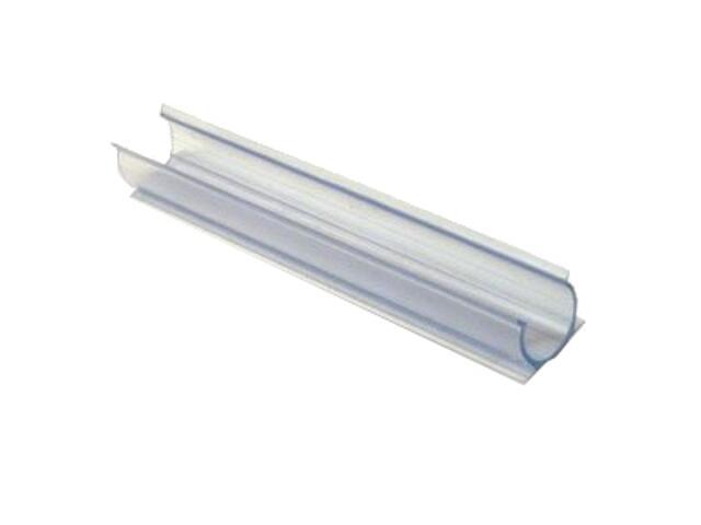 Listwa plastikowa do węża świetlnego 13mm MK Ilumination