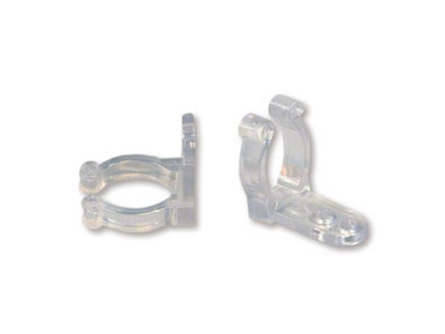 Klpisy montażowe do węży świetlnych 100szt MK Ilumination