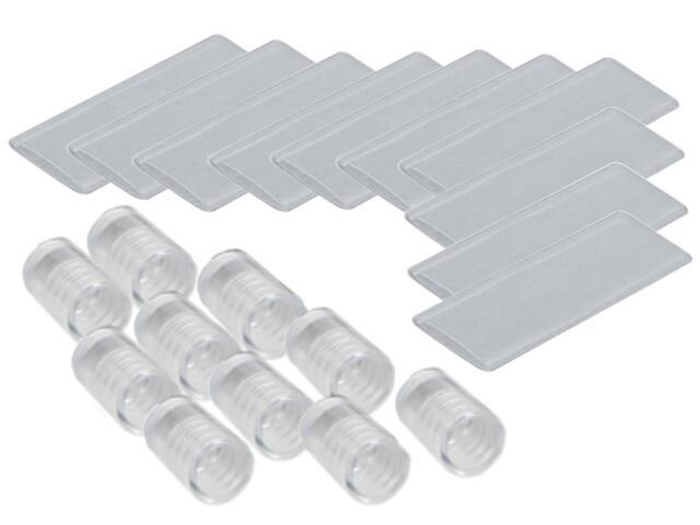 Zaślepki i tuleje termokurczliwe 10szt MK Ilumination