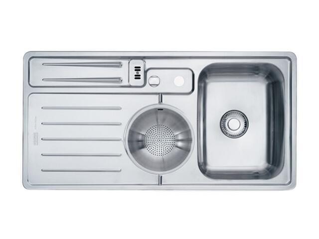 Zlewozmywak Active Kitchen AKX 654 1000x510mm komora z prawej 101.0067.174 Franke