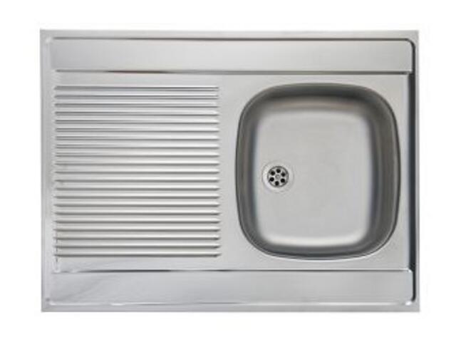 Zlewozmywak DARIA 800x600mm DSN 711T komora prawa jedwab 103.0067.354 Franke