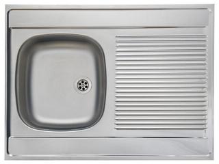Zlewozmywak DARIA 800x600mm DSL 711T komora lewa len 103.0067.355 Franke