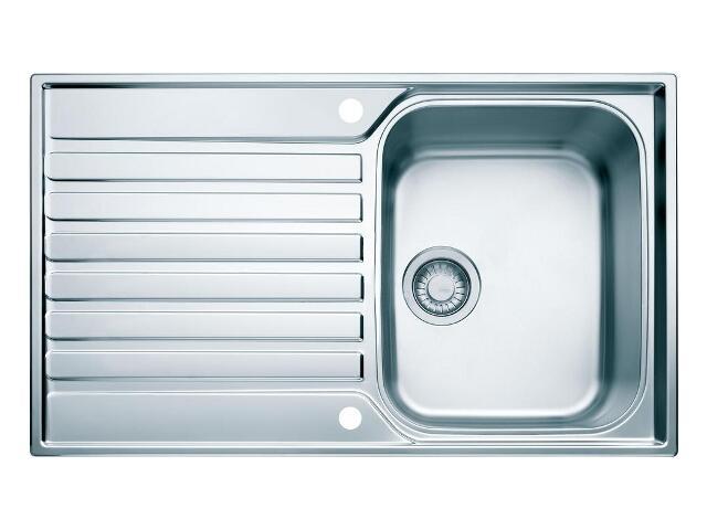 Zlewozmywak Ascona ASX 611 860x510mm jedwab 101.0286.601 Franke