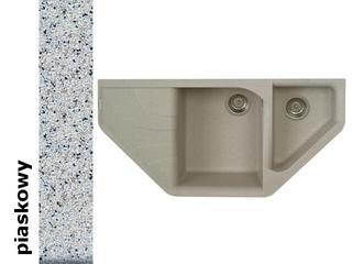 Zlewozmywak ATIVA 1000x500mm piaskowy 076800701 Pyramis
