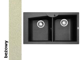 Zlewozmywak ADMIRAL 860x500mm ADG 620 beżowy 114.0067.407 Franke