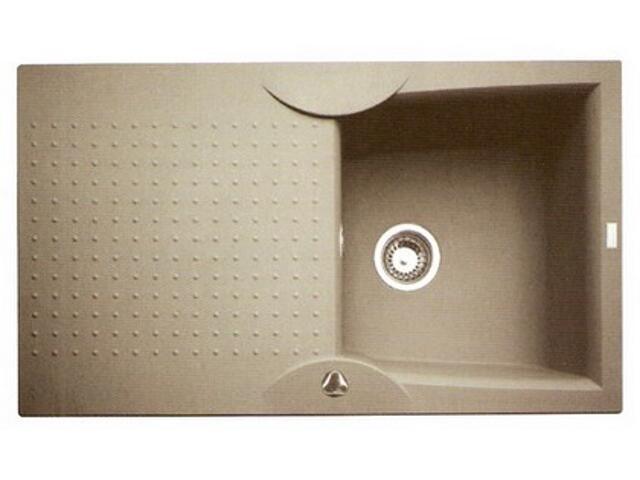 Zlewozmywak ADMIRAL 860x500mm ADG 611 beżowy 114.0067.412 Franke
