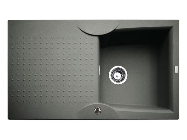 Zlewozmywak ADMIRAL 860x500mm ADG 611 grafitowy 114.0067.416 Franke