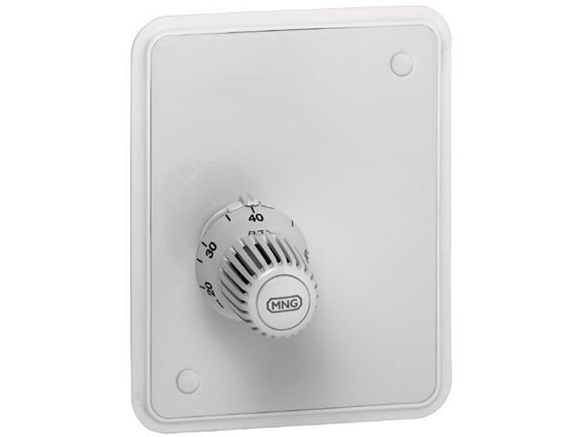 Zestaw do ogrz. podłog. z głowica termostatyczną Thera-3 ; nastawa 6-28 °C Honeywell