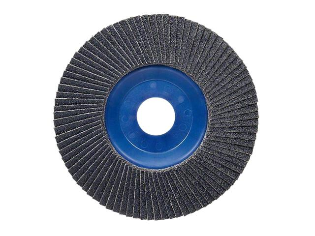 Tarcza ścierna Flap Disc Blue Metal Top Plastic 115x120, 2608607337 Bosch