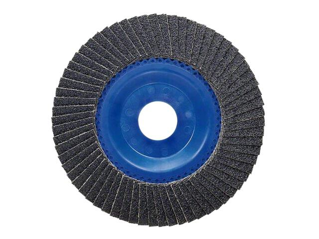 Tarcza ścierna Flap Disc Blue Metal Plastic180X120 2608607372 Bosch