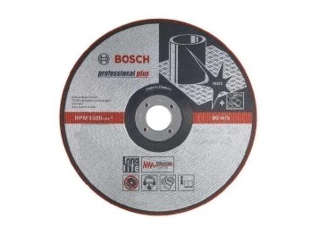Tarcza ścierna D115X22X3mm SEMI FLEX VC, 2608602217 Bosch