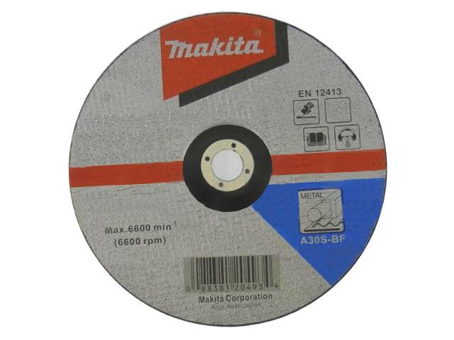 Tarcza tnąca 115x3x22,2mm do metalu D-18568 Makita