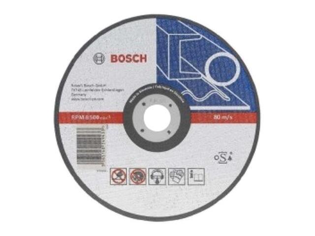 Tarcza tnąca D115x22x1,6mm, 2608600214 Bosch