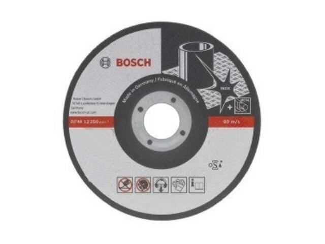 Tarcza tnąca D115X22,2mm X1 RAPIDO LONGLIFE, 2608602220 Bosch