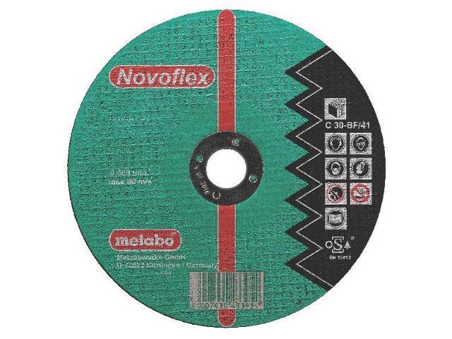 Tarcza tnąca Novoflex C 30 230x3x22,2mm do kamienia (wypukła) Metabo