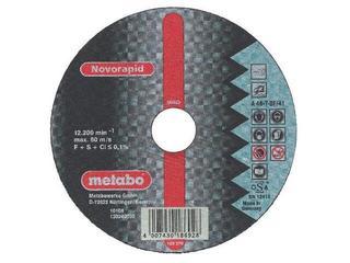 Tarcza tnąca Novorapid Inox 230x1,9mm do stali nierdzewnej Metabo