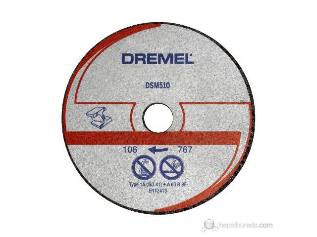 Tarcza tnąca DSM510 Dremel