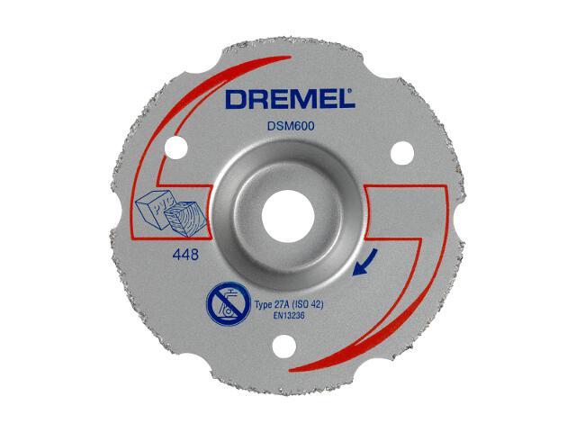 Tarcza tnąca DSM600 Dremel